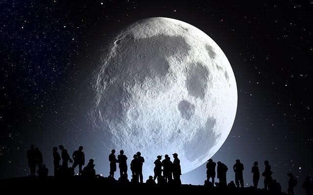 """明日9/25は""""満月"""" 月の周期(満月⇔新月)で潮が満ち引きするように、相場/人にも影響がある"""