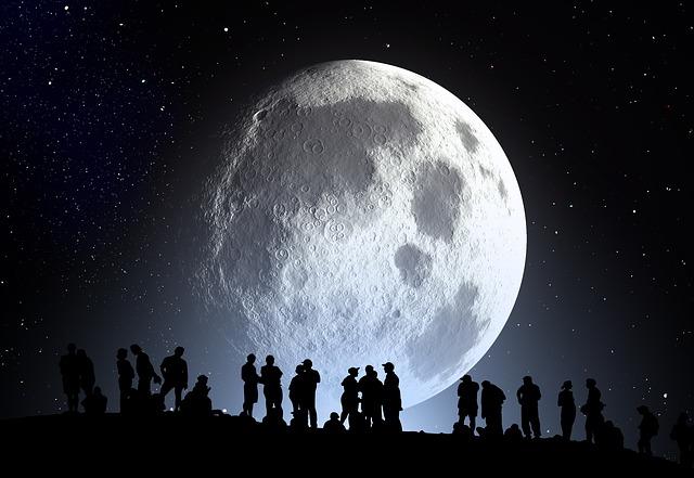 月と投資・相場