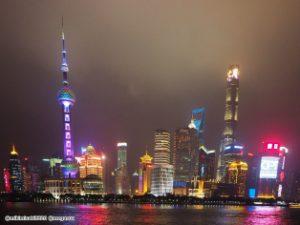格安航空券で行く上海!最安値検索