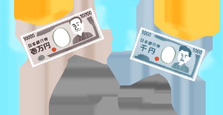円→人民元の両替手数料は半端ない