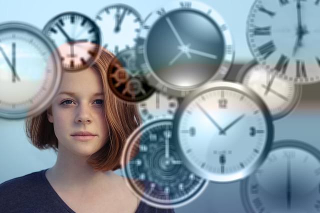 時間の使い方が問題
