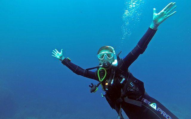 セブ島旅行記3日目:体験ダイビング・アイランドホッピング(無人島でBBQ)を楽しむ