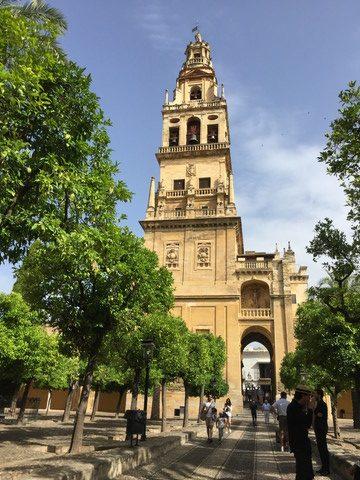 スペイン コルドバの世界遺産メスキータ