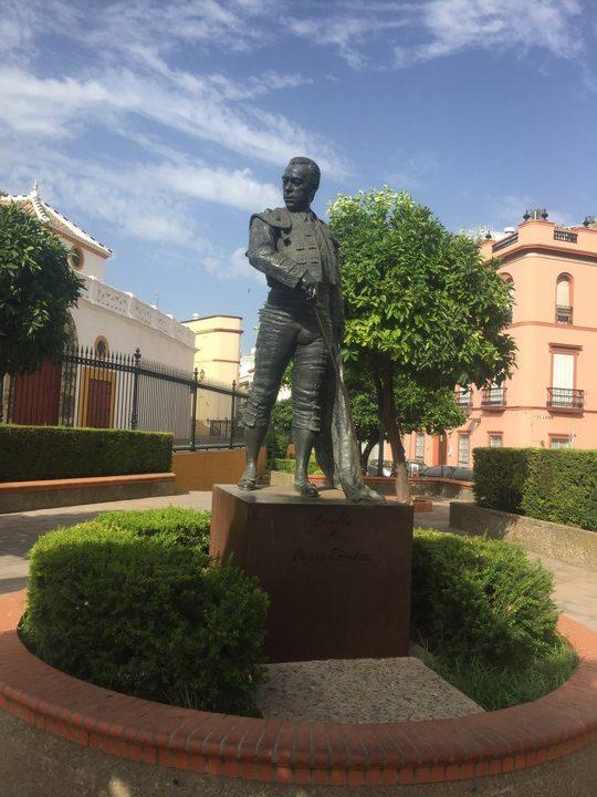 スペイン旅行:セビリアのマエストランサ闘牛場
