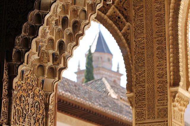アルハンブラ宮殿 ナルス朝宮殿