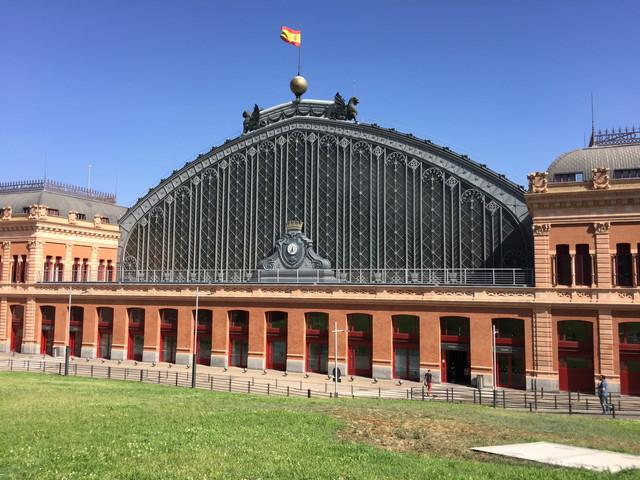 【スペイン女子一人旅3日目】マドリードからコルドバで途中下車して、セビリアへ移動~スペイン国鉄Renfeのチケット予約購入と乗り方