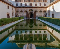 【スペイン女子一人旅6日目】グラナダ 世界遺産アルハンブラ宮殿の美しさに感動!