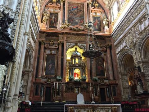 スペイン コルドバの世界遺産メスキータ 大聖堂