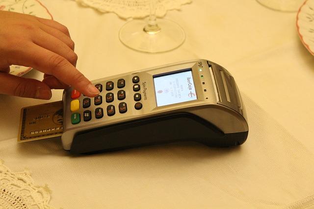 クレジットカード(ICカード読み取りタイプ)