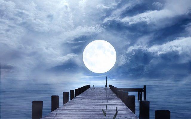 満月・アノマリー