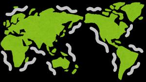 揺れる世界経済