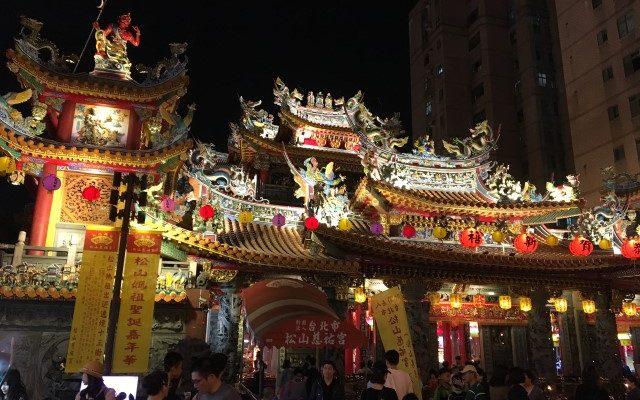 台北旅行3泊4日:台北観光名物の夜市!士林夜市と饒河街夜市でB級グルメと雑踏を楽しむ 2018年GW