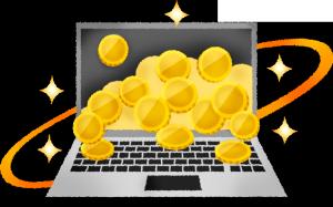 GemForexは入金方法が豊富、ビットコインもOK