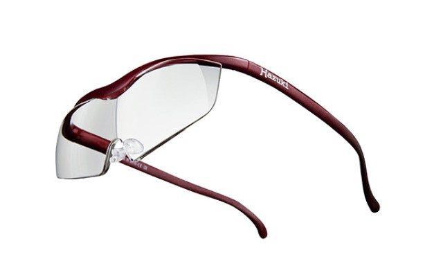 ふるさと納税でハズキルーペ!今年話題のメガネ型拡大鏡の収入目安は年収300万円以上