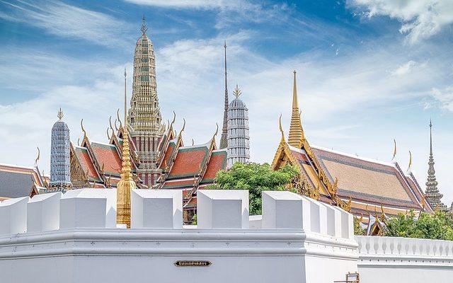 海外でタイのバンコク・パタヤ過ごす年末年始。年末でも他の海外観光地より相対的に安く行けるのが魅力