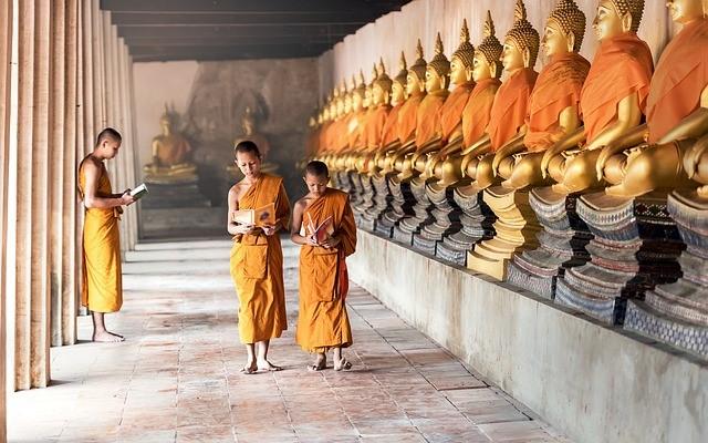 タイと日本の仏教の違い