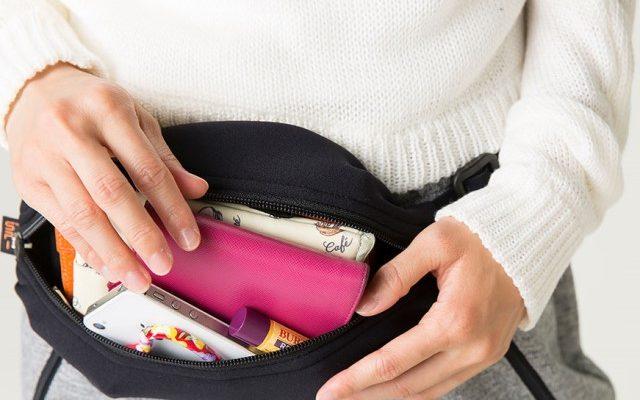 SPIBELT(スパイベルト)は海外旅行のパスポート/iPhone入れにおすすめの防犯バック、普段はランニングに最適