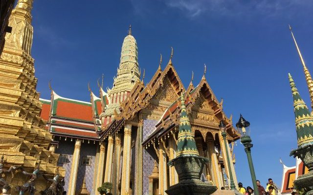 タイで過ごした年末年始~バンコク/パタヤ/カンチャナブリ―旅行記(3泊5日間、2019年)