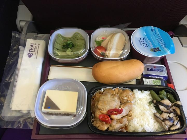 タイ空港 食事