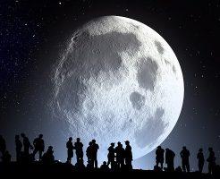 スーパームーンとは月が最も地球に近づく満月・新月のこと。2019年、2020年はいつ見れる?