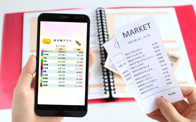 私の簡単家計簿術(キャッシュレス&アプリ利用で、増税対策&手間を省いてお金を貯めるコツ):2019年版