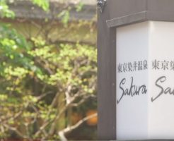 【Let'sサウナ】お花見時期に日帰り温泉「東京染井温泉 SAKURA」~六義園でしだれ桜を楽しんだ後にオススメ