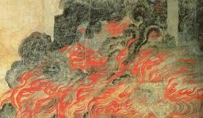 1177年 安元の大火