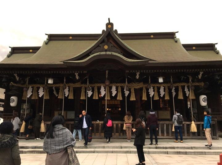 小倉祇園 八坂神社