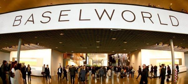 世界最大級の時計・宝飾品の見本市「バーゼルワールド」から撤退ブランド続出
