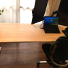 電動昇降式スタンディングデスク FLEXISPOT EJ2 レビュー ~ DIY自作天板の調達法から費用まで紹介