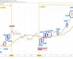 暴騰・暴落が激しいビットコイン(仮想通貨)は短期売買に徹した方がいいのか?それとも長期保有なのか?