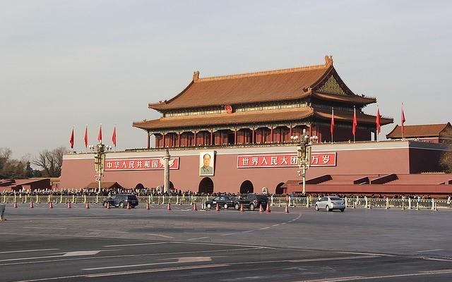 中国政府の自国内規制