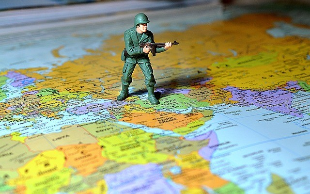 地理的条件が、国家間の潜在的な関係を決める