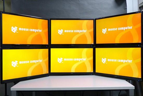 4画面・6画面・8画面マルチモニター投資環境が簡単に構築できるPCセット(株式・FXデイトレパソコン) 2020年3月