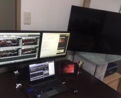ノートPCを複数の外部ディスプレイと外付け接続し、2画面/3画面以上のマルチモニター化する設定方法